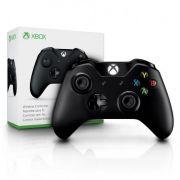Xbox One Controle Branco Microsoft Original Em Bh No Maleta