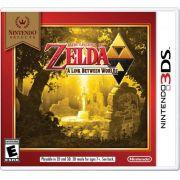 Zelda A Link Between Worlds novo Nintendo 3ds Bh Loja