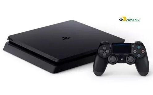 Ps4 Playstation 4 500gb Lacrado + The Last Of Us Remaster