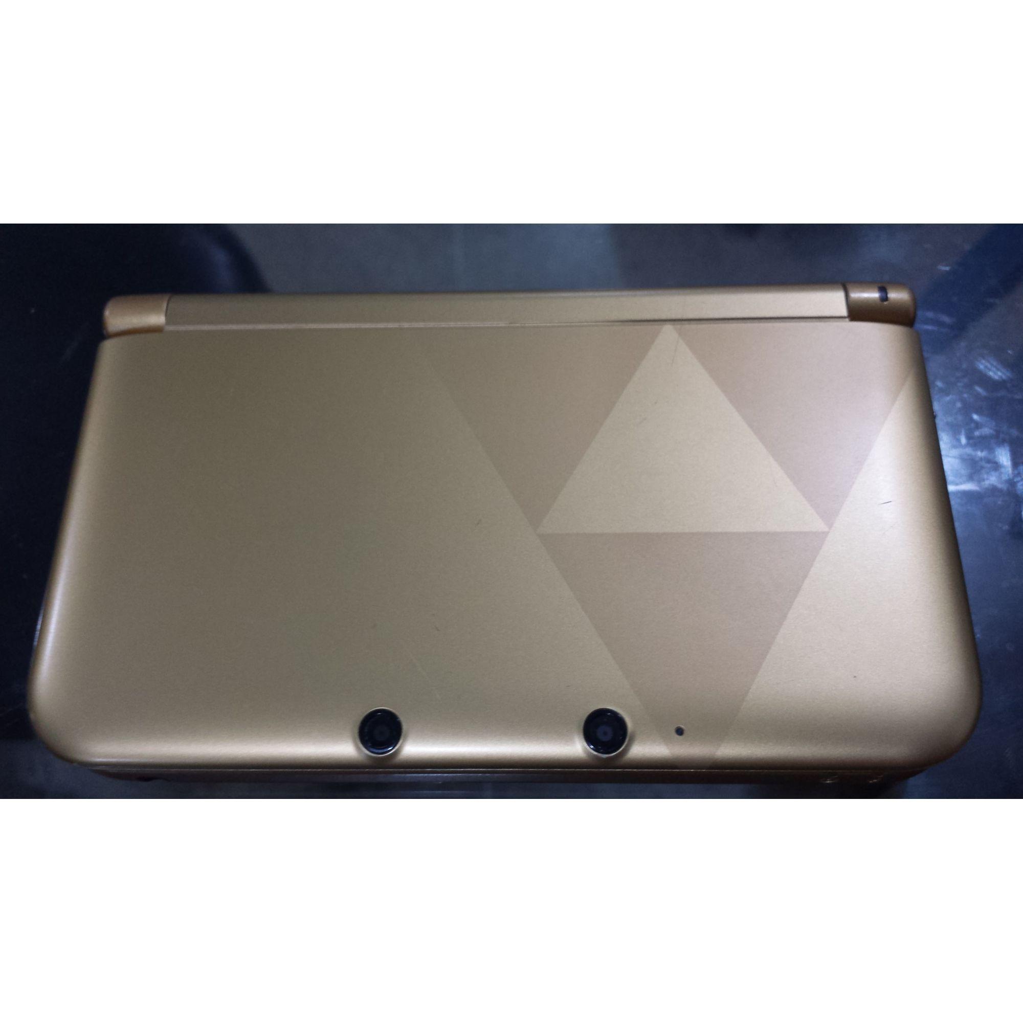3ds Xl Zelda - Edição especial