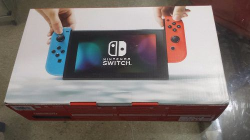 Nintendo Switch Semi-Novo