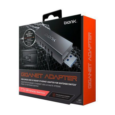 Adaptador Giganet Adapter para Switch