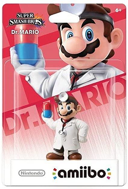 Amiibo Dr Mario
