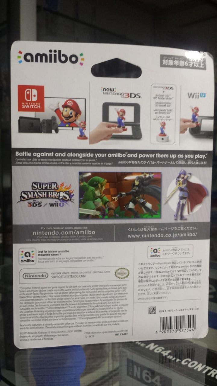 Amiibo Super Smash Bros Lucina