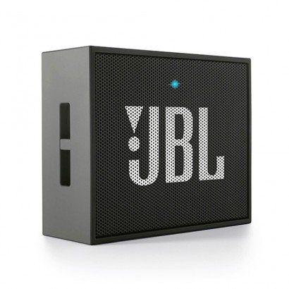 Caixa de Som JBL GO Original Preto