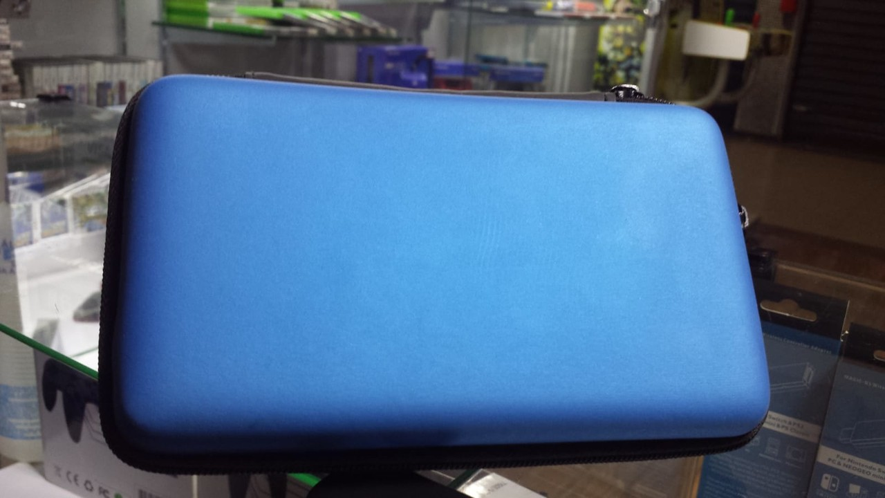 Case para Transporte Nintendo 3Ds XL novo