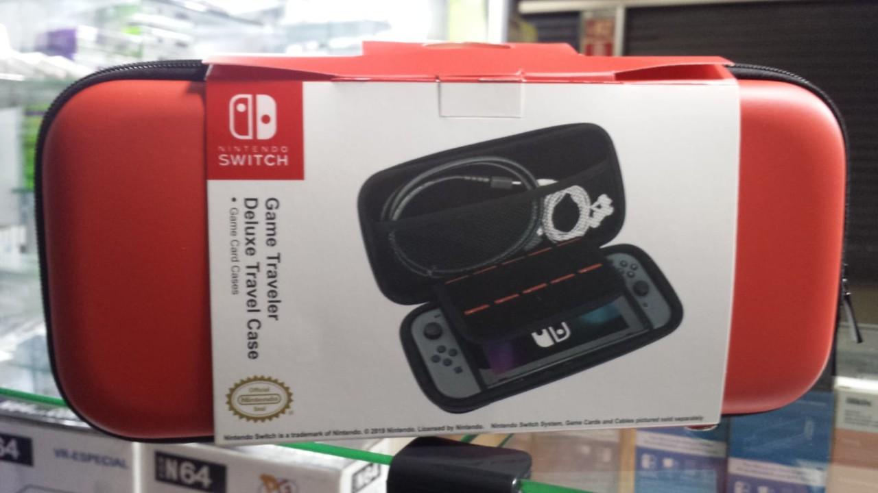 Case para Transporte Nintendo Switch novo