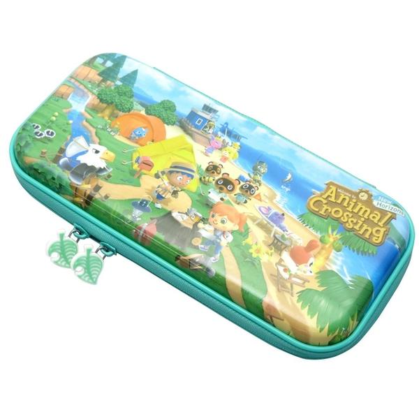 Case para Transporte Nintendo Switch Lite novo Animal Crossing