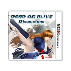 Dead Or Alive Dimensions Nintendo 3ds Seminovo