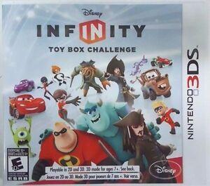 Disney Infinity Toy Box Challenge Nintendo 3ds Seminovo Loja