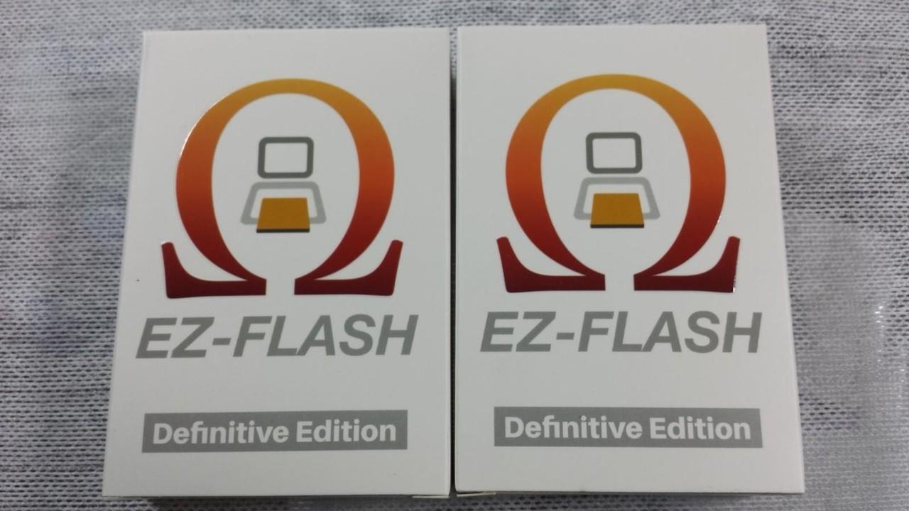 Ez Flash Definitive Edition + 4gb + Jogos