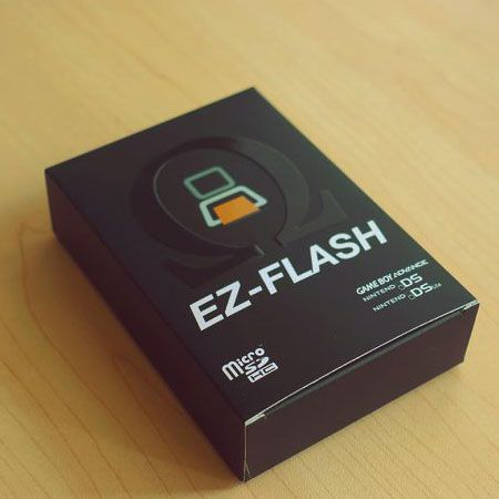 Ez Flash Omega Iv + 4gb + Jogos Ezflash Gba Gbasp Nds Nes