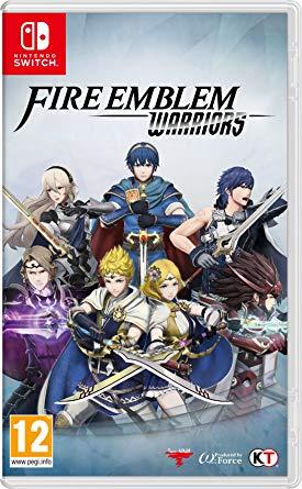 -Fire Emblem Warriors Nintendo Switch Semi novo