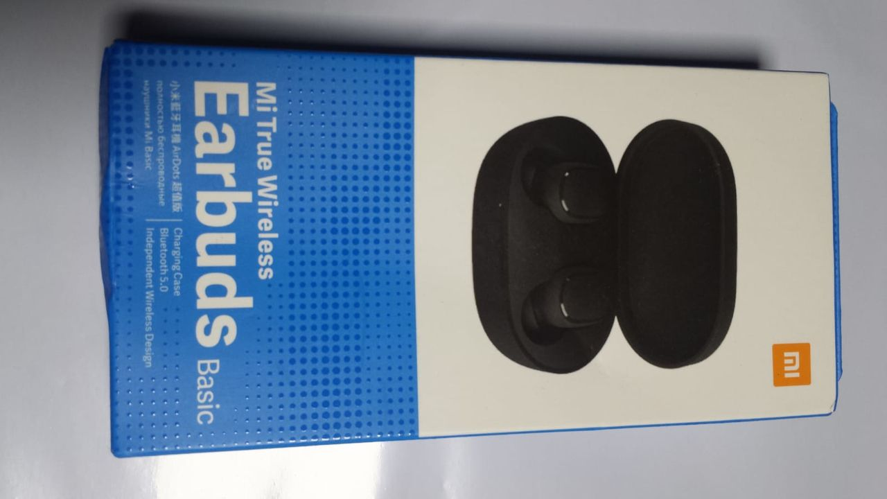 Fone Mi True Wireless Earbunds Basic