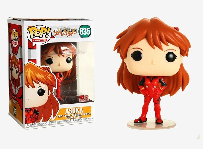 Funko Pop Asuka Eva Suit Neon Genesis Evangelion 635