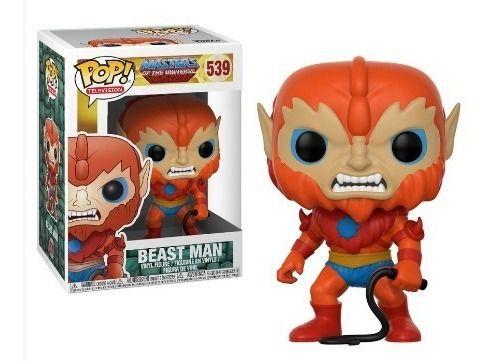 Funko Pop Beast Man Homem-fera Bonecos Miniaturas