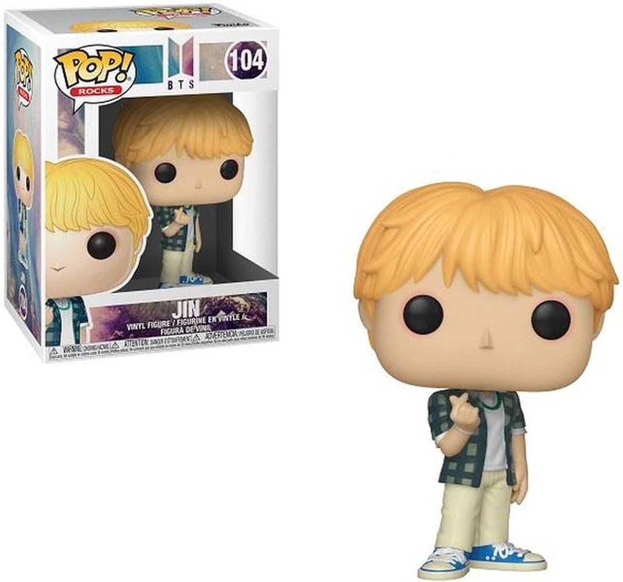 Funko Pop BTS Jin