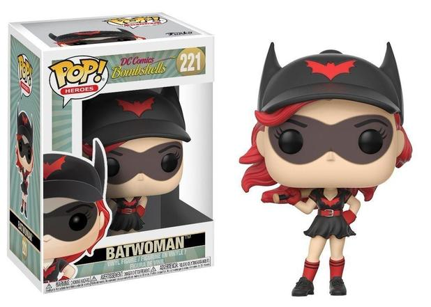 Funko Pop DC Comics Bombshells Batwoman