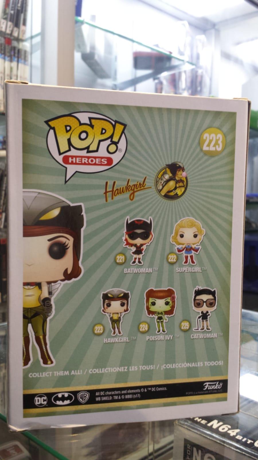 Funko Pop DC Comics Bombshells Hawkgirl