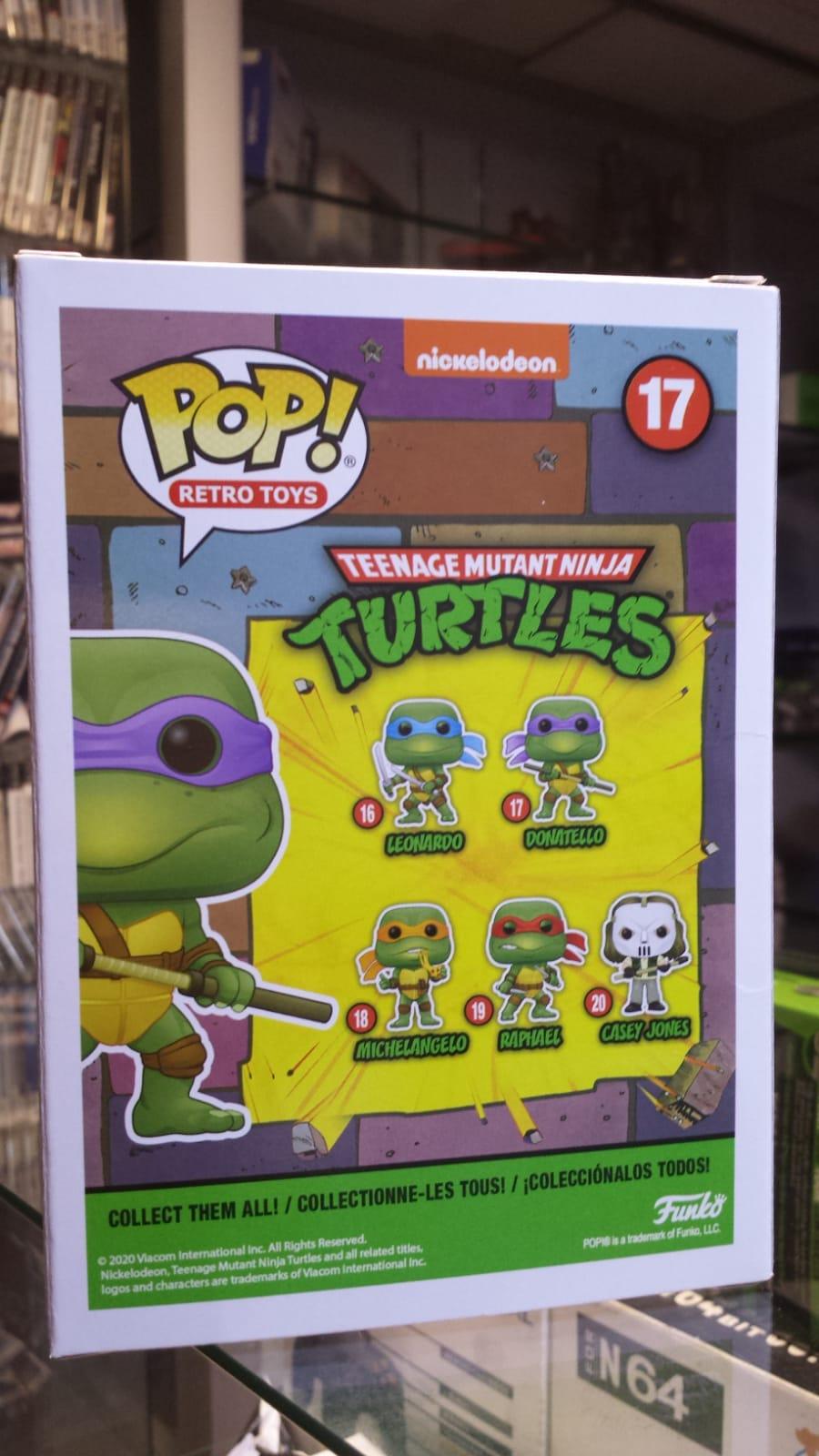 Funko Pop Donatello