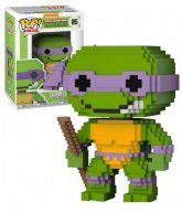 Funko Pop Donatello Tmnt Bonecos Miniaturas