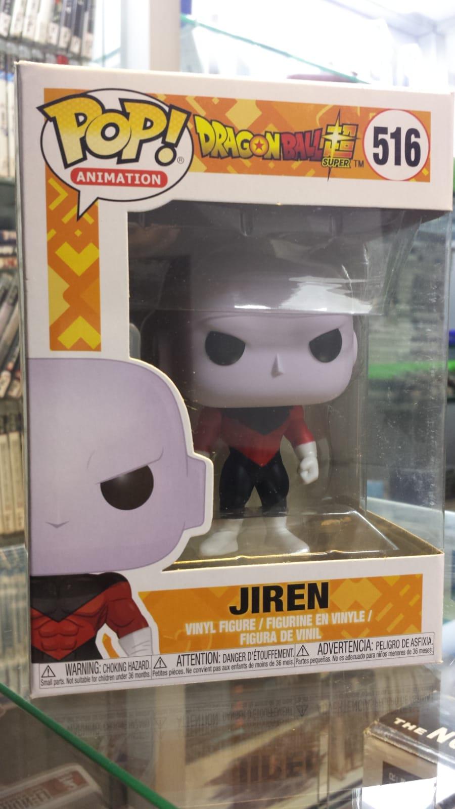 Funko Pop Dragon Ball Super Jiren