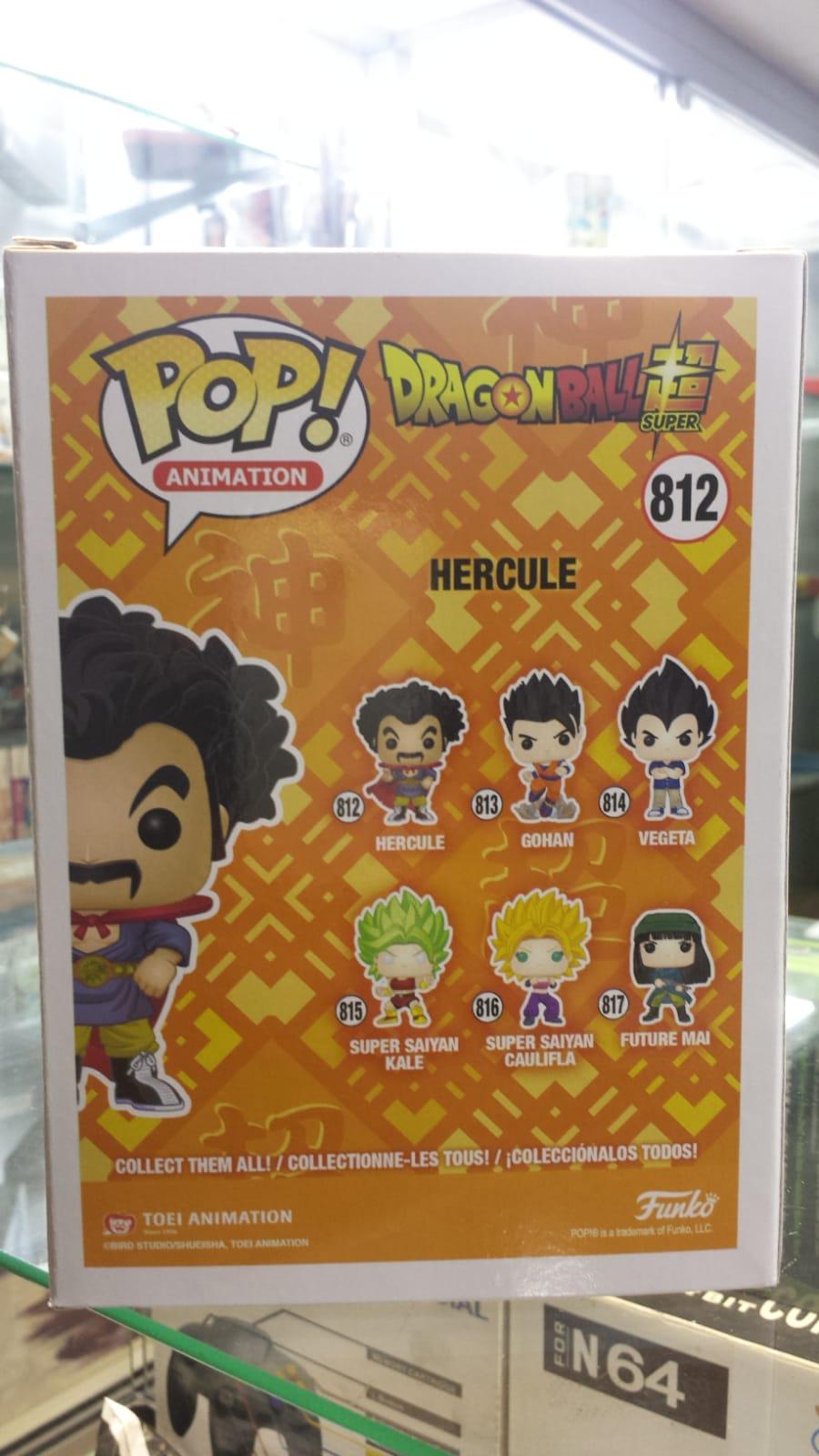 Funko Pop Dragon Ball Super Mr Satan