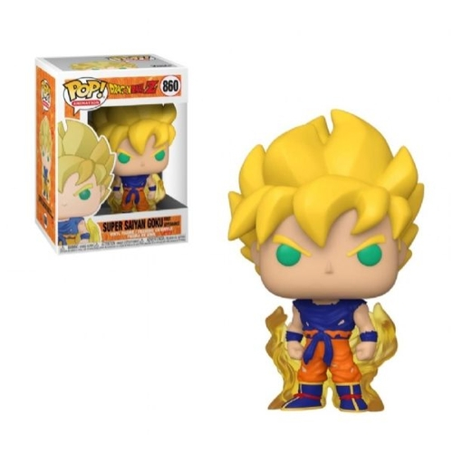 Funko Pop Dragon Ball Z Super Saiyan Goku