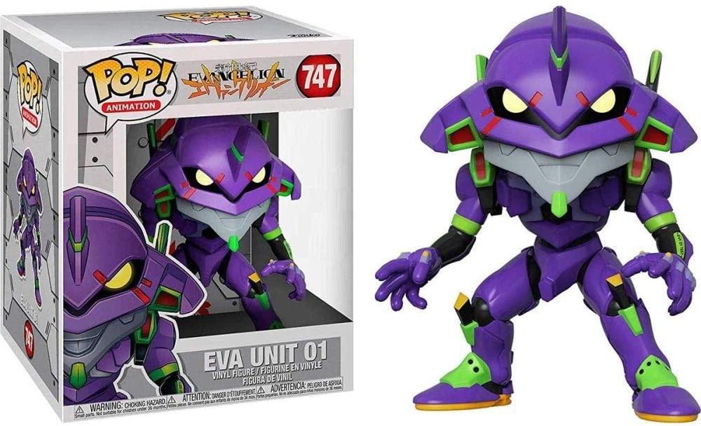 Funko Pop Eva Unit 01