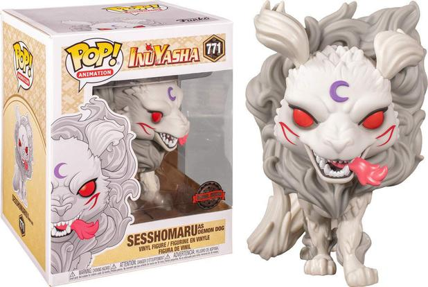 Funko Pop Inu Yasha Sesshomaru Demon Dog