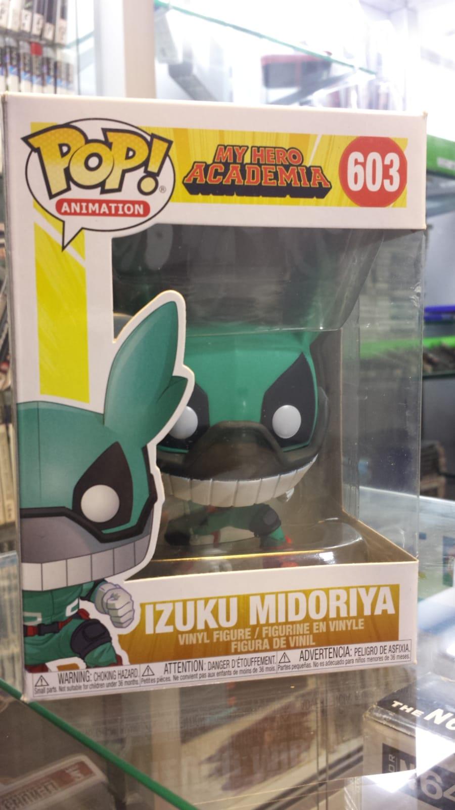 Funko Pop My Hero Academia Izuku Midoriya