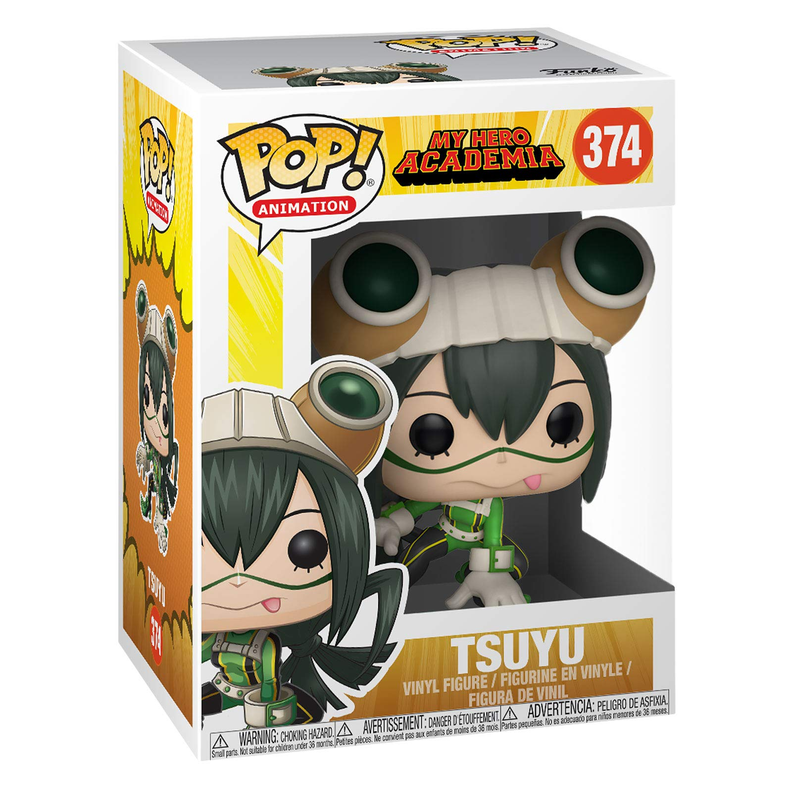 Funko Pop My Hero Academia Tsuyu