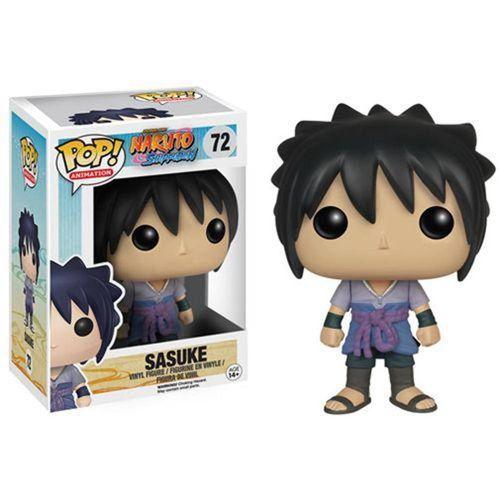 Funko Pop Naruto Sasuke