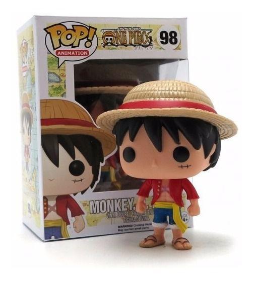 Funko Pop One Piece Monkey D Luffy
