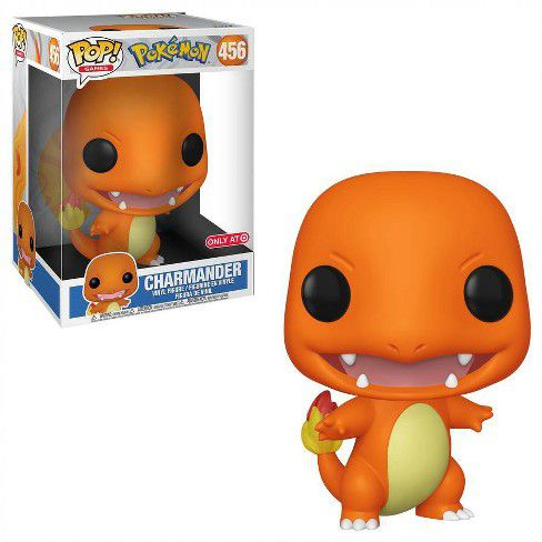 Funko Pop Pokemon Charmander novo