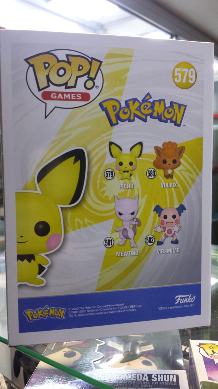 Funko Pop Pokemon Pichu