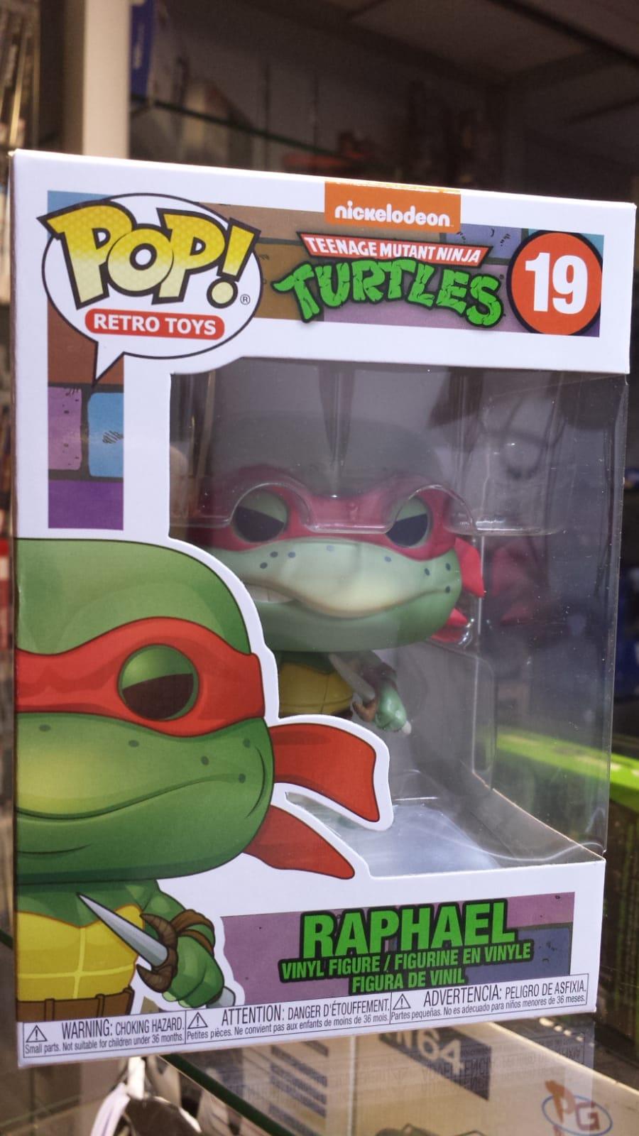 Funko Pop Raphael