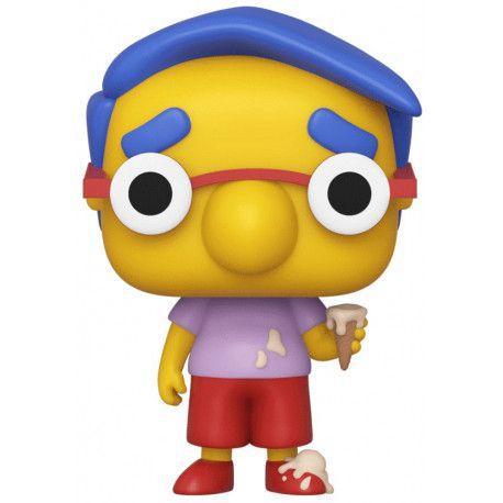 Funko Pop Simpsons Milhouse Ediçao Limitada
