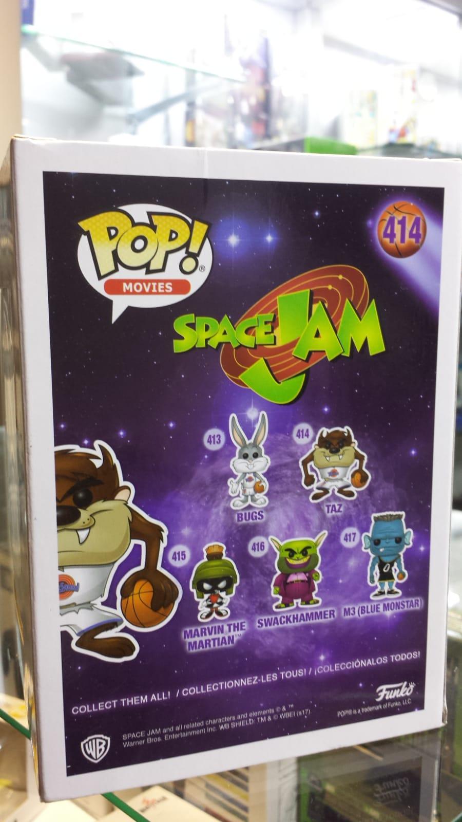 Funko Pop Space Jam Taz