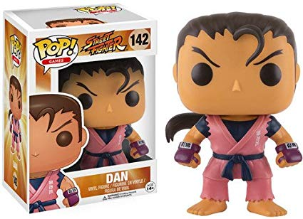 Funko Pop Street Fighter Dan