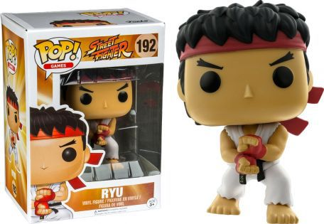 Funko Pop Street Fighter Ryu