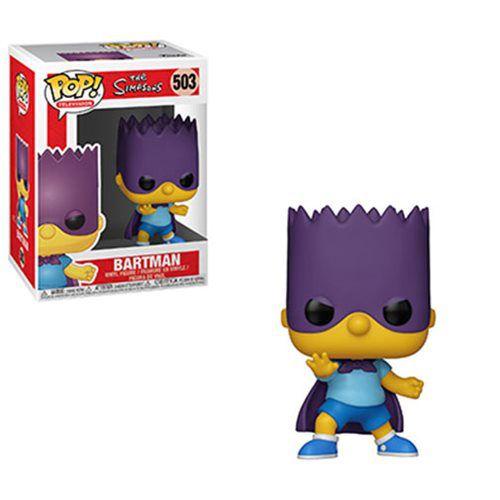 Funko Pop The Simpsons Bartman