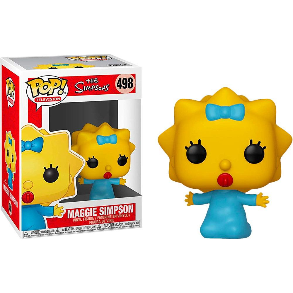 Funko Pop The Simpsons Maggie Simpson