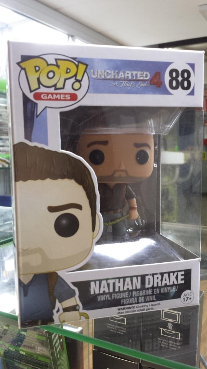 Funko Pop Uncharted 4 Nathan Drake