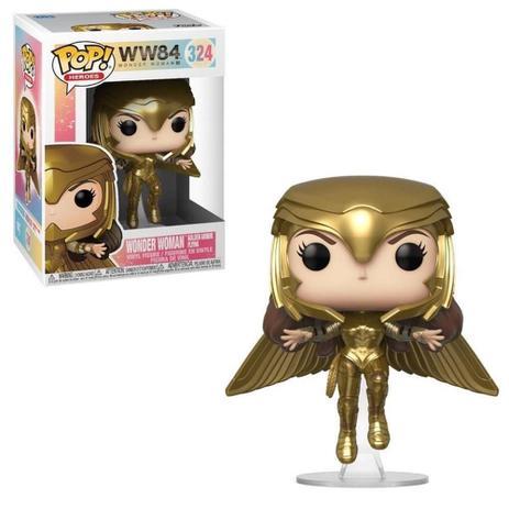 Funko Pop Wonder Woman 84 Golden Armor