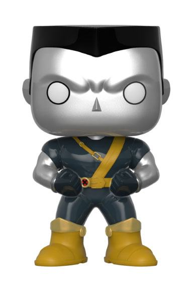 Funko Pop X-men Colossus 316 Bonecos Miniaturas
