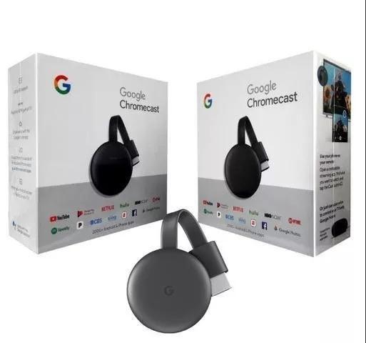 Google Chromecast 3 Novo