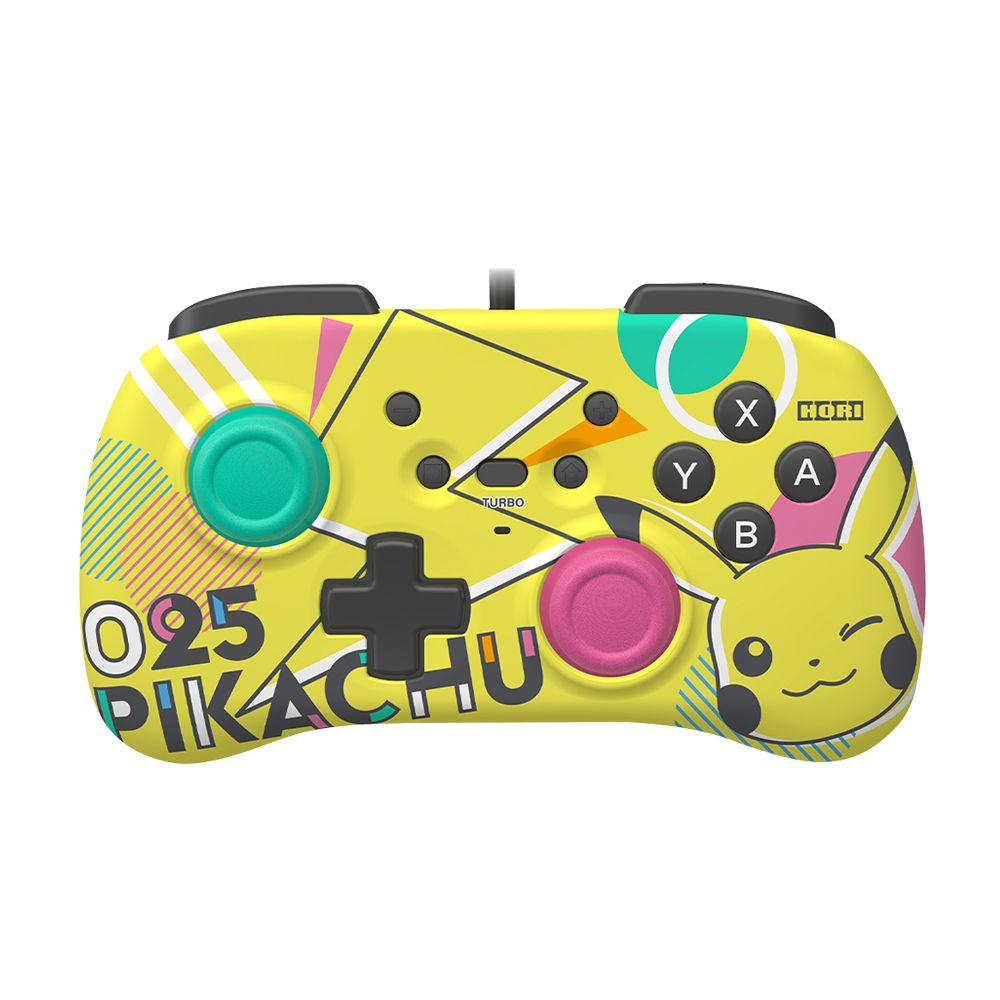 Controle Hori Mini Pad Pikachu para Nintendo Switch