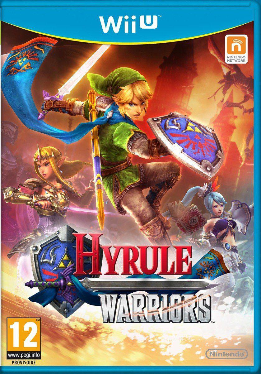Hyrule Warriors Wii U Seminovo Bh Loja