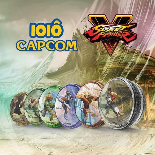 Ioiô Personagens Street Fighter Capcom Ryu